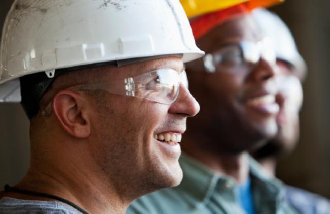 Werkloosheid daalt sterk in de bouw